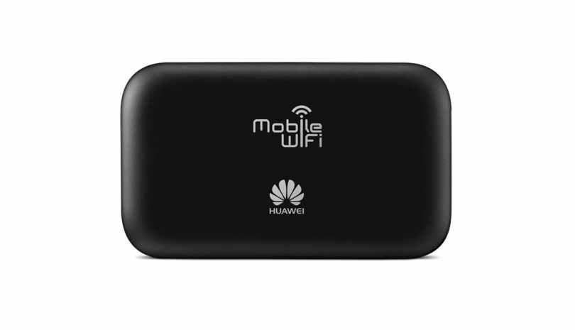 HuaWei 4G LTE Mobile Wi-Fi E5573 (back)