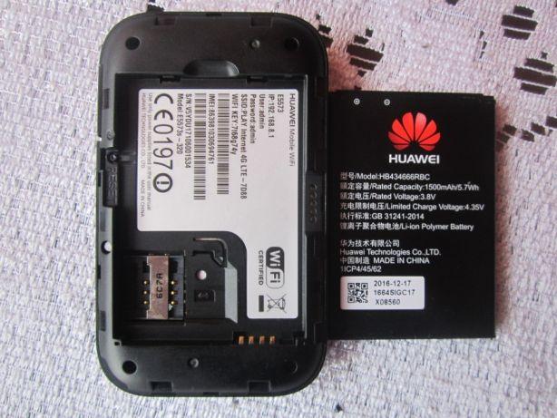 HuaWei 4G LTE Mobile Wi-Fi E5573 (opened)